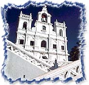 Church of Our Lady - Panjim