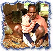 Orissa Tribal Man